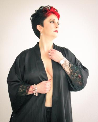 Boudoir Robe
