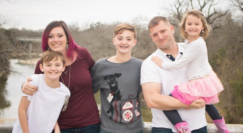 Mary Ashton Family