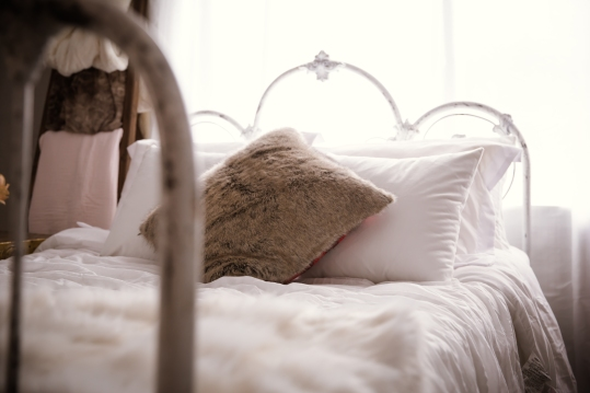 Bed Boudoir Arlington Mansfield DFW Photographer