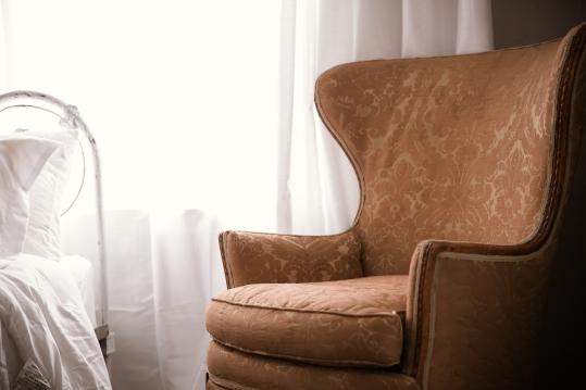 Chair Boudoir Mansfield Arlington Photographer